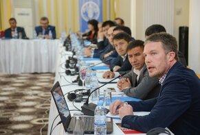 Regionalworkshop in Taschkent 2019 (c) FAO